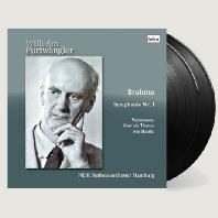 SYMPHONY NO.1 & VARIATIONS ON A THEME BY HAYDN/ WILHELM FURTWANGLER [180G LP] [브람스: 교향곡 1번 & 하이든 주제에 의한 변주곡 - 푸르트뱅글러] [한정반]