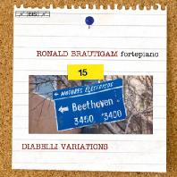 COMPLETE WORKS FOR SOLO PIANO VOL.15 - DIABELLI VARIATIONS/ RONALD BRAUTIGAM [SACD HYBRID] [베토벤: 피아노 솔로 작품 15집 - 로날드 브라우티함]