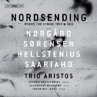 NORDSENDING: WORKS FOR STRING TRIO & DUO/ TRIO ARISTOS [노르드센딩: 북쪽으로부터의 송신 - 트리오 아리스토스 ]