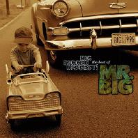BIG BIGGER BIGGEST: THE BEST OF MR. BIG