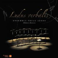 LUDUS VERBALIS/ MATHIEU ROMANO [애데스 보컬 앙상블: 20세기 무반주 합창 작품 1집]