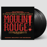 MOULIN ROUGE! THE MUSICAL: ORIGINAL BROADWAY CAST [뮤지컬 물랑루즈] [LP]