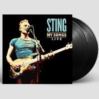 MY SONGS: LIVE [LP]