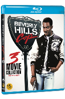 비벌리 힐즈 캅 트릴로지 [BEVERLY HILLS COP 3 MOVIE COLLECTION]