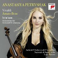 AMATO BENE & THE FOUR SEASONS/ ANASTASIYA PETRYSHAK [비발디: 사계 & 바이올린 협주곡 - 아나스타샤 페트리샥]