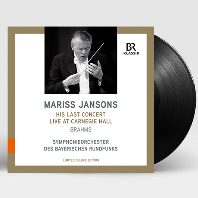 HIS LAST CONCERT AT CARNEGIE HALL/ MARISS JANSONS [2019년 뉴욕 카네기홀 실황] [브람스: 교향곡 4번 - 마리스 얀손스] [한정반] [180G LP]