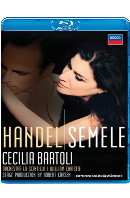 SEMELE/ CECILIA BARTOLI, <!HS>WILLIAM<!HE> CHRISTIE [헨델: 제멜레 - 바르톨리, 크리스티]