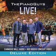 PIANO GUYS - LIVE! [CD+DVD] [딜럭스 에디션]