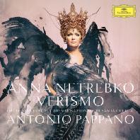 VERISMO/ ANTONIO PAPPANO [안나 네트렙코: 베리스모 - 이탈리아 오페라 모음]