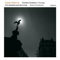 VIOLIN CONCERTOS/ CAROLIN WIDMANN [멘델스존 & 슈만: 바이올린 협주곡]