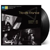PIANO TRIOS/ TRIO DE FRANCE [180G LP] [트리오 드 프랑스: 포레 & 라벨 피아노 트리오] [한정반]