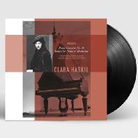 PIANO CONCERTO NO.20, RONDO FOR PIANO & ORCHESTRA/ CLARA HASKIL, BERNHARD PAUMGARTNER [180G LP] [모차르트: 피아노 협주곡, 론도 - 하스킬]
