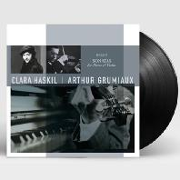 SONATAS FOR PIANO & VIOLIN/ ARTHUR GRUMIAUX, CLARA HASKIL [180G LP] [모차르트: 바이올린 소나타 18, 26, 21, 24번 - 그뤼미오 & 하스킬]