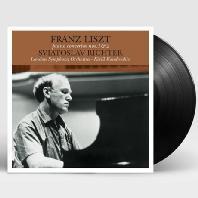 PIANO CONCERTOS NOS.1 & 2/ SVIATOSLAV RICHTER, KYRILL KONDRASHIN [180G LP] [리스트: 피아노 협주곡 1, 2번 - 리히터 & 콘드라신]
