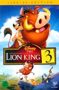 라이온 킹 3 [LION KING 3: HAKUNA MATATA] [12년 12월 케이디미디어 애니 할인행사]