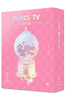 TWICE TV 2018 [4DVD+포토카드]