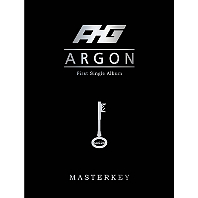 ARGON(아르곤) - MASTER KEY [싱글 1집]
