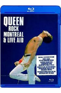 ROCK MONTREAL & LIVE AID [퀸: 몬트리올 & 라이브 에이드]