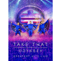 ODYSSEY: GREATEST HITS LIVE [CD+DVD]