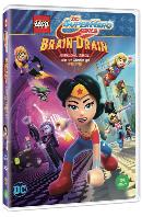 [기간한정할인] 레고 DC 슈퍼히어로 걸즈: 브레인 드레인 [LEGO DC SUPERHERO GIRLS: BRAIN DRAIN]