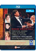 GALA & DOCUMENTARY BY ANDREAS MORELL/ CHRISTIAN THIELEMANN [슈트라우스: 갈라 콘서트 & 다큐멘터리]