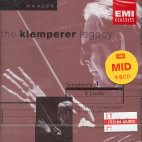 SYMPHONY NO.4, LIEDER/ KLEMPERER
