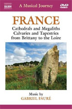 FRANCE: A MUSICAL JOURNEY [낙소스 음악여행: 프랑스의 성당과 대자연]