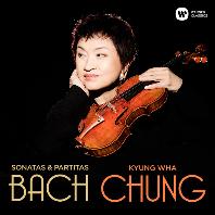 BACH SONATAS & PARTITAS [정경화: 바흐 무반주 바이올린 소나타와 파르티타 전곡]