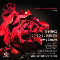 ROMEO ET JULIETTE/ VALERY GERGIEV [SACD HYBRID] [베를리오즈: 로미오와 줄리엣]