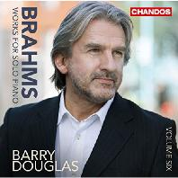 WORKS FOR SOLO PIANO VOL.6/ BARRY DOUGLAS [브람스: 피아노 솔로를 위한 작품 6집]