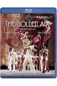 THE GOLDEN AGE/ BOLSHOI BALLET [쇼스타코비치 & 유리 그리고로비치: 발레 <황금시대>]