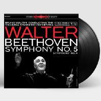 SYMPHONY NO.5 & 4/ BRUNO WALTER [베토벤: 교향곡 5, 4번 - 브루노 발터] [LP]
