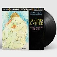 DAPHNIS & CHLOE/ CHARLES MUNCH [라벨: 다프니스와 클로에 - 샤를 뮌슈] [200G LP]