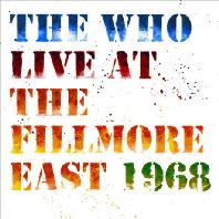 LIVE AT THE FILLMORE EAST 1968 [DIGIPACK]