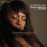 TEMPERAMENTS/ SHANI DILUKA [C.P.E. 바흐 & 모차르트: 피아노 작품집 - 샤니 딜루카]