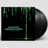 THE MATRIX REVOLUTIONS [매트릭스 3: 레볼루션] [LP]