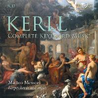 케를: 하프시코드와 오르간 작품 전곡 (3CD)