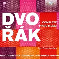 드보르자크: 피아노 작품 전곡 (5CD)