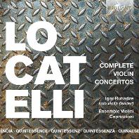 로카텔리: 바이올린 협주곡 전곡 (5CD)