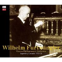LEGENDARY CONCERTS 1950-53/ WILHELM FURTWANGLER [푸르트뱅글러의 전설의 콘서트 1950-1953(말러편)]