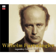 LEGENDARY CONCERTS 1947-53/ WILHELM FURTWANGLER [푸르트뱅글러의 전후 전설의 콘서트 1947-1953년(타라편)]