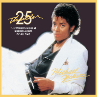 THRILLER: 25TH ANNIVERSARY [CD+DVD] [CLASSIC COVER]