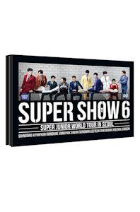 SUPER SHOW 6: WORLD TOUR IN SEOUL [2DVD+포토북]