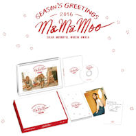 MAMAMOO 2016 SEASONS GREETINGS [캘린더+DVD]
