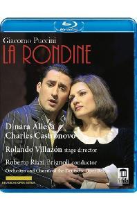 LA RONDINE/ DINARA ALIEVA, ROBERTO RIZZI BRIGNOLI [푸치니: 제비]