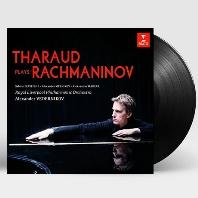 PLAYS RACHMANINOV/ ALEXANDRE THARAUD, ALEXANDER VEDERNIKOV [LP] [라흐마니노프: 피아노 협주곡 외]
