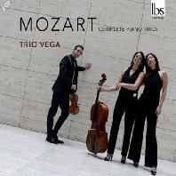 COMPLETE PIANO TRIOS/ TRIO VEGA [모차르트: 피아노 3중주 전곡 - 트리오 베가]