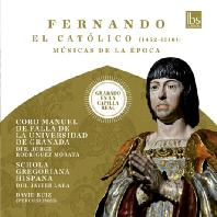 FERNANDO EL CATOLICO: MUSICAS DE LA EPOCA  [스페인 페르난도 2세 시대의 음악]
