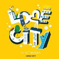 LOVE CITY: MUSES DIARY PART.3 [리패키지 미니]