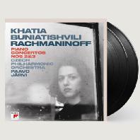 RACHMANINOV PIANO CONCERTOS NOS 2&3/ PAAVO JARVI [180G LP] [라흐마니노프: 피아노 협주곡 - 카티아 부니아티쉬빌리]
